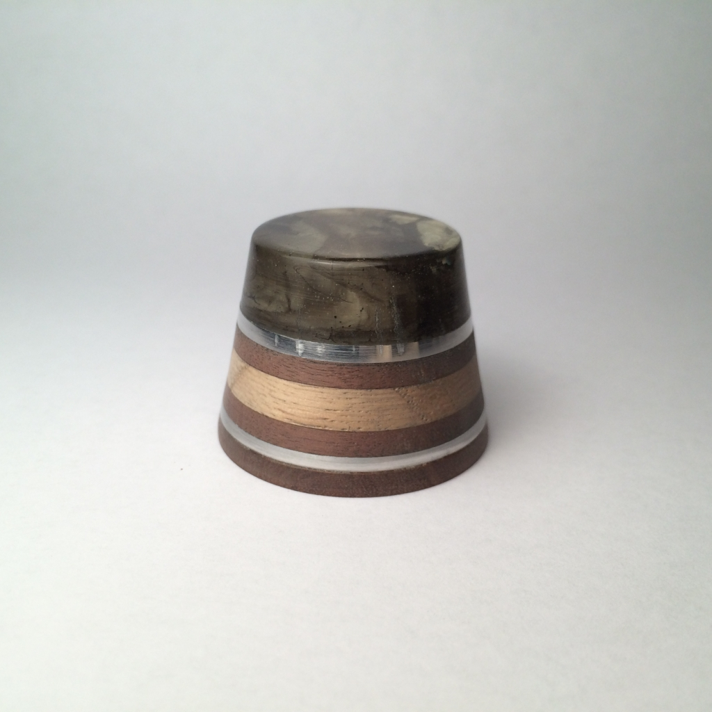 4017 •45rpm adapter • Front view
