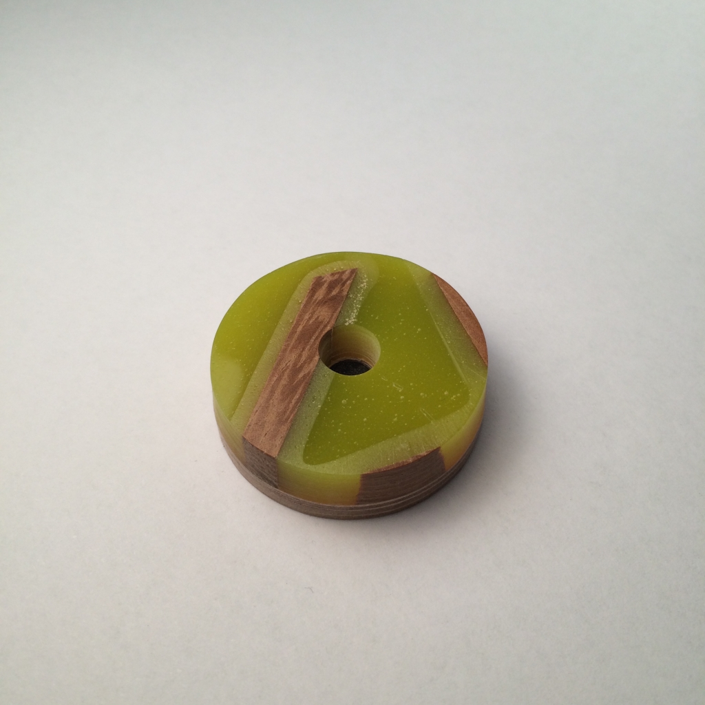 4025 •45rpm adapter • Top view