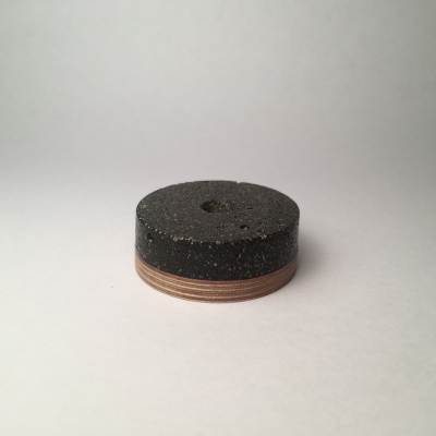 4021 • 45rpm adapter • Back view